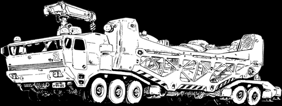 Type 99 Labor Carrier front