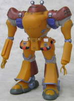 Asuka-MPL96 Taisyo (Construction Labor Version) Figure