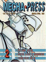 Mecha Press Issue 2 March/April 1992