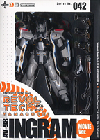 Revoltech Series 42: AV-98 Ingram 1 Movie Version Box