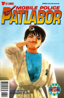 Mobile Police Patlabor Part 2, 6