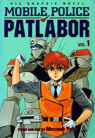 Mobile Police Patlabor Vol. 1 Graphic Novel